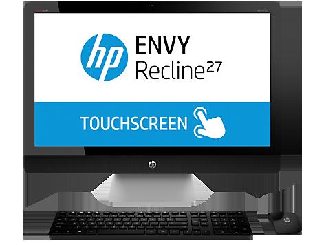 HP ENVY Recline 27-k107eg TouchSmart All-in-One Desktop PC
