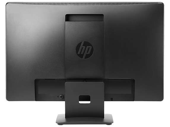 HP ProDisplay P232 23-inch Monitor - Rear