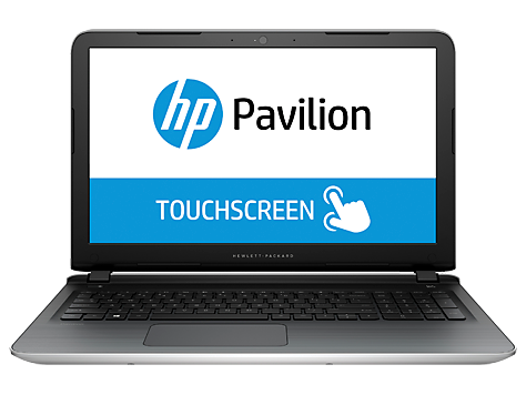 PC Notebook HP Pavilion serie 15-ab000 (táctil)