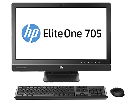 PC All-in-One HP EliteOne 705 Non-Touch G1 23 polegadas