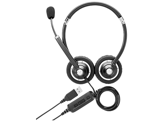 Auriculares con cables HP UC