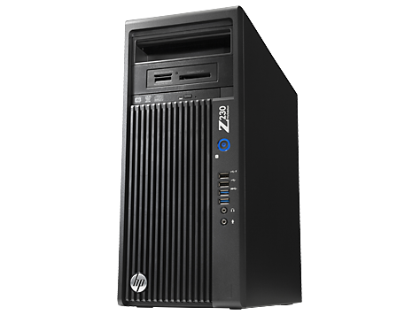 Workstation tower HP Z230