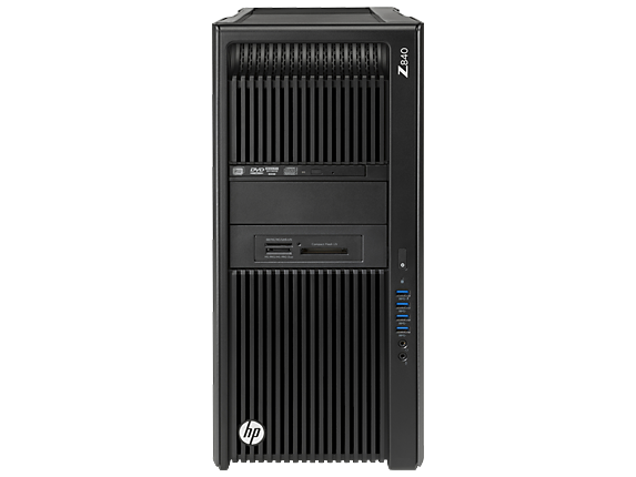 HP Z840 Workstation - Dual Xeon for Pro Rendering - Center