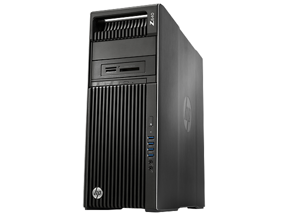 HP Z640 Workstation - Center