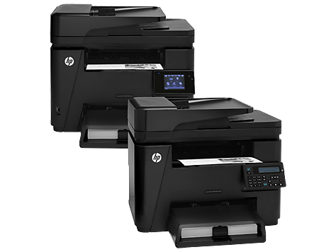 HP LaserJet Pro M225 MFP 系列