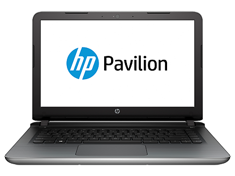 HP Pavilion Notebook - 14-ab151la (ENERGY STAR)