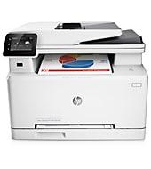 HP Color LaserJet Pro MFP M277 series