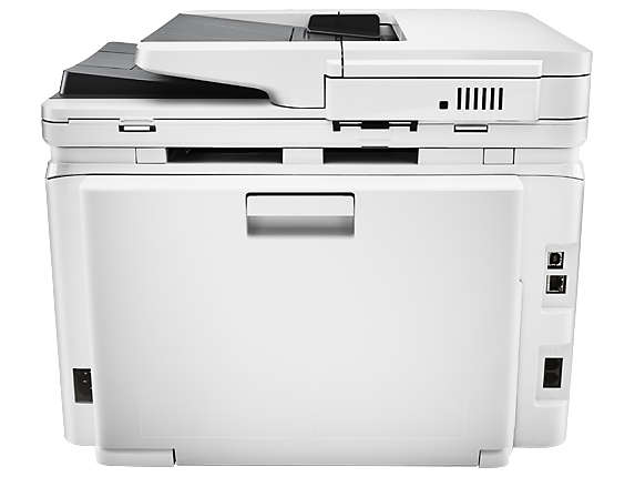 HP Color LaserJet Pro MFP M277dw - Rear