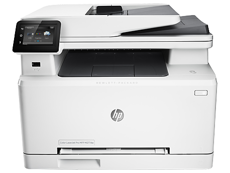 Hp color laserjet pro mfp m277dw software and drivers hp for Best home office hp printer