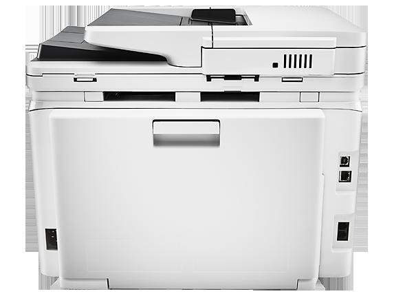 HP Color LaserJet Pro MFP M277c6 - Rear