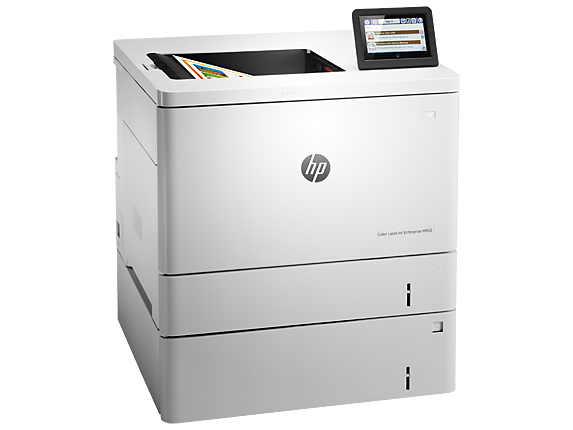 HP Color LaserJet Enterprise M553x - Right