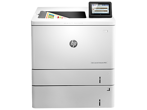 HP Color LaserJet Enterprise M553 serie