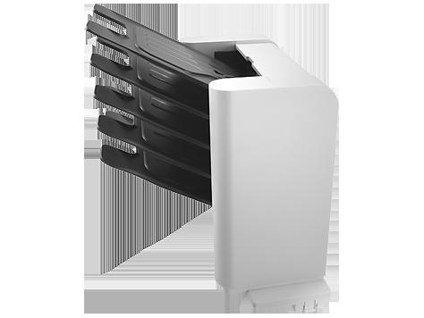Buzones HP LaserJet de 5 compartimentos