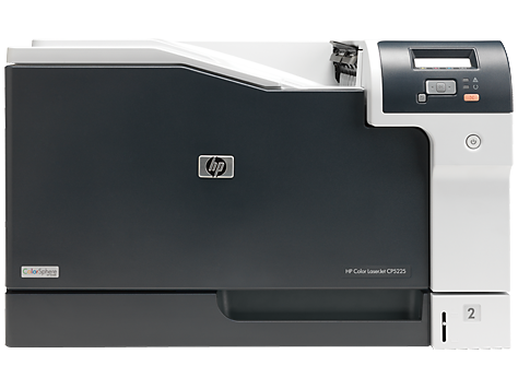 Hp Color Laserjet Professional Cp5225 Printer User Guides