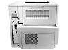 HP LaserJet Enterprise M606dn - Rear