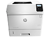 HP LaserJet Enterprise M606dn - Center