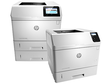 Серия HP LaserJet Enterprise M606