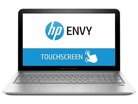 HP ENVY 15-ae000 notebook (Touch)