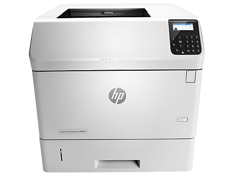 HP LaserJet Enterprise M604 系列