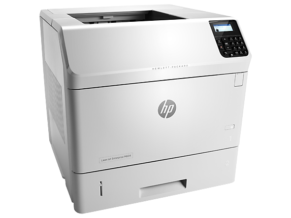 HP LaserJet Enterprise M604dn - Right
