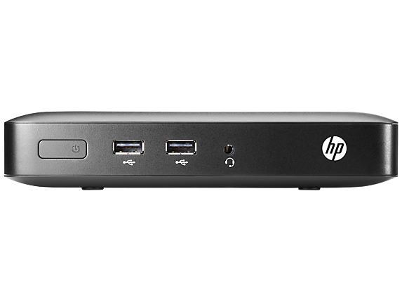 HP t420 Thin Client - Center