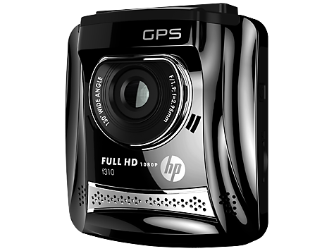 Videokamera do automobilu HP f310