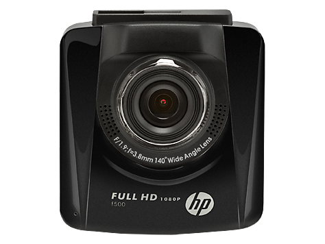 HP f500 Car Camcorder