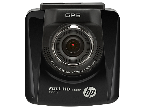 HP f500g Car Camcorder