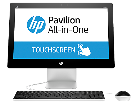 HP Pavilion 22-A000 All-in-One-Desktop PC-Serie (Touch)