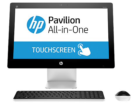 HP Pavilion All-in-One PC 22-a000シリーズ (タッチ対応)