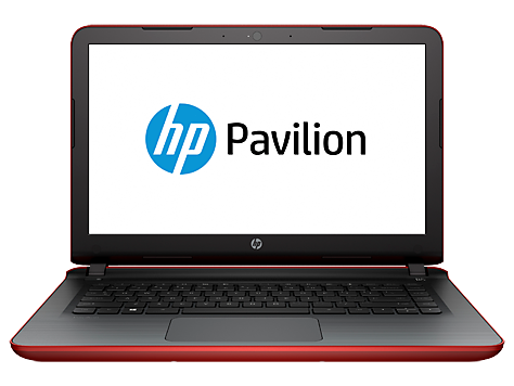 PC Notebook HP Pavilion série 14-ab000