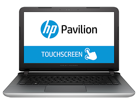 PC Notebook HP Pavilion série 14-ab000 (Touch)