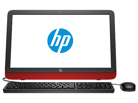 Desktop HP All-in-One serie 23-r000