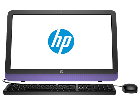 PC desktop All-in-One HP Pavilion serie 23-r000