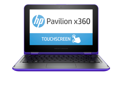 Ordinateur convertible HP Pavilion 11-k000 x360