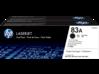HP 83A 2-pack Black Original LaserJet Toner Cartridges - Center