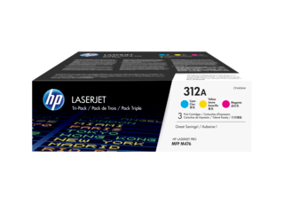 HP 312 Toner Cartridges