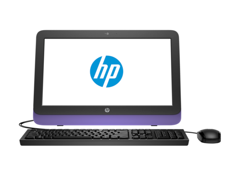 Desktop HP All-in-One serie 20-r000