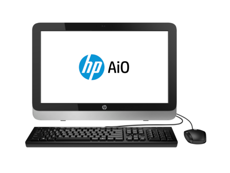 PC Desktop HP All-in-One série 22-1000