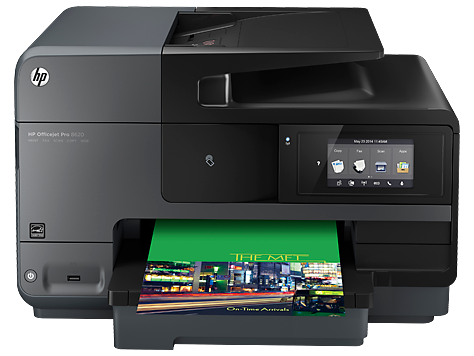 סדרת מדפסות HP Officejet Pro 8620 e-All-in-One