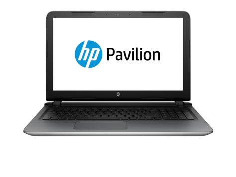 HP Pavilion Notebook - 15-ab555tx