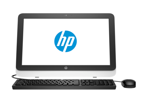 PC Desktop HP serie 22-3100 All-in-One