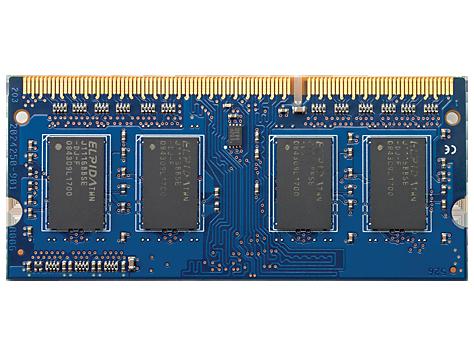 HP:n 4 Gt:n 1,35 V:n DDR3L-1600 SODIMM -muisti