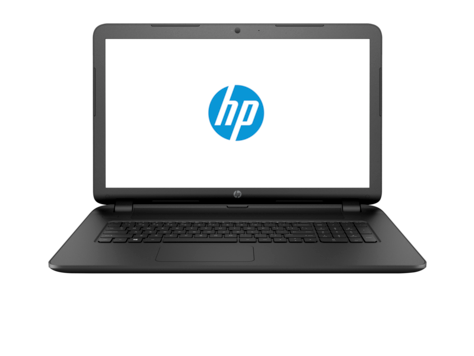 HP 17-p100 notebookserie