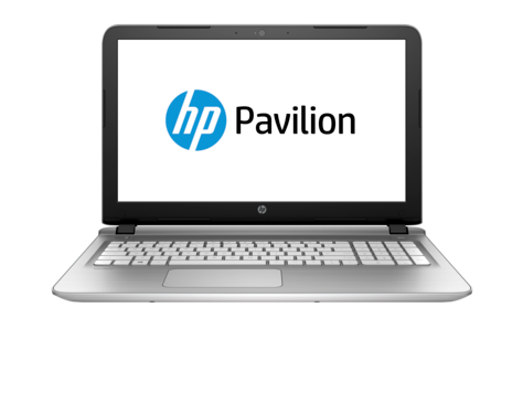 HP Pavilion Notebook - 15-ab210tx