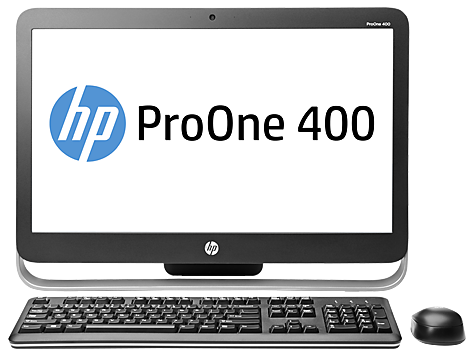 PC HP ProOne 400 G1 de 23 pulgadas, no táctil, All-in-One