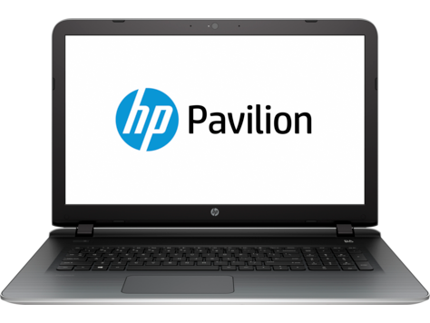 HP Pavilion 17-g000 notebookserie