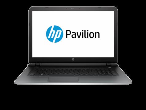 Ordinateur portable HP Pavilion - 17-g001nf (ENERGY STAR)