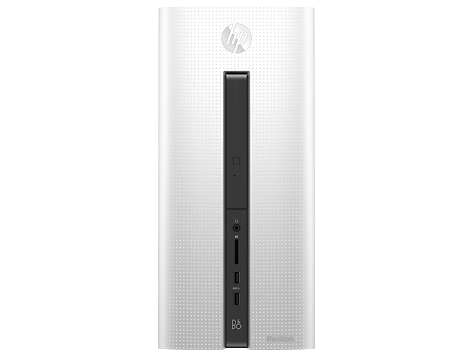 HP Pavilion 550-100 desktop pc-serien