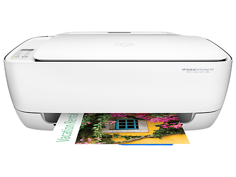 HP DeskJet Ink Advantage 3635 All-in-One Printer Software and Driver